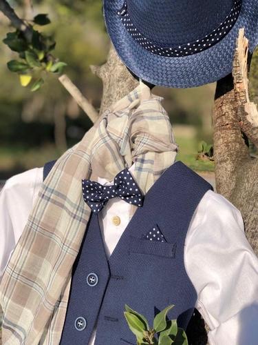 Βαπτιστικό ρούχο για αγόρι αστεράκια