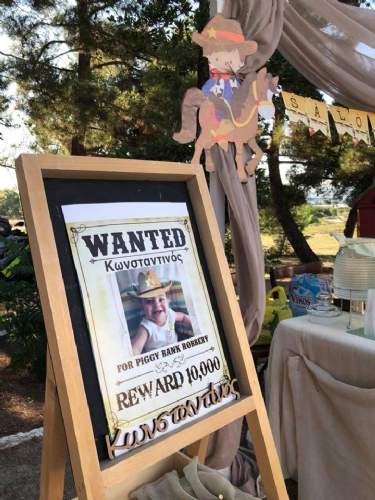 wanted baby baptism