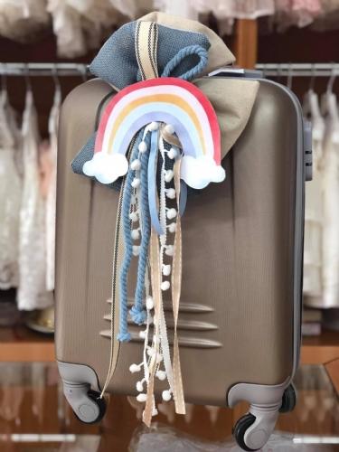 βαλίτσα τσάντα βάπτισης